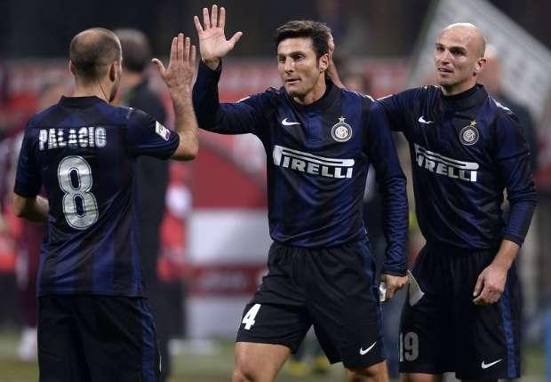 Zanetti se despide de su público.