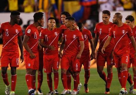 Eliminatórias: Peru 2 x 1 Equador