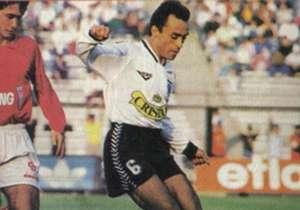 Jaime Pizarro: Campeón de la Copa Libertadores 1991 con Colo Colo. Capitán del Cacique en el único título que tiene el fútbol chileno en la competencia, de los mejores volantes defensivos de la historia del continente.