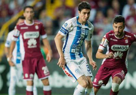 EN VIVO: Pachuca vs. Saprissa