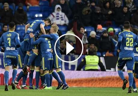 Sorpresa En El Bernabéu