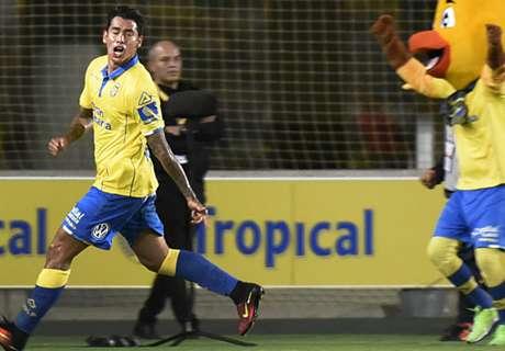 Araujo, presentado por el AEK de Atenas
