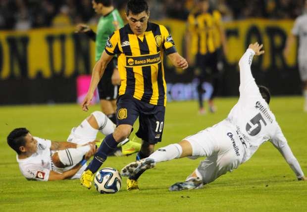 Rosario Central debutó con una victoria ante Quilmes