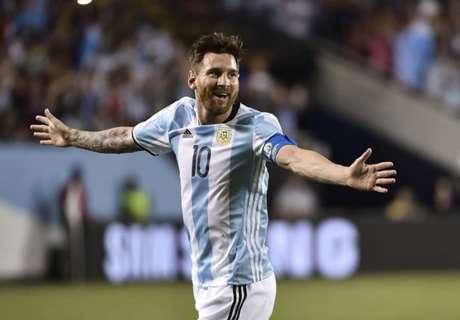 Copa América: Argentina 5 x 0 Panamá