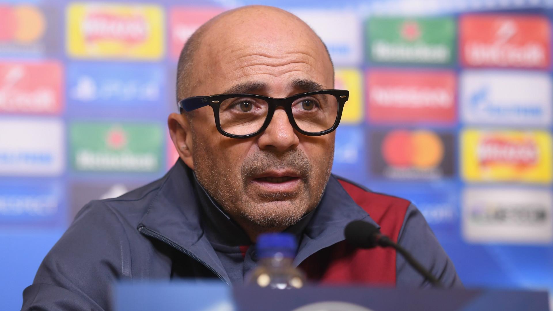 FC Sevilla gibt Trainer Sampaoli Freigabe für Argentinien