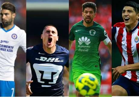 Duplas temibles en Liga MX