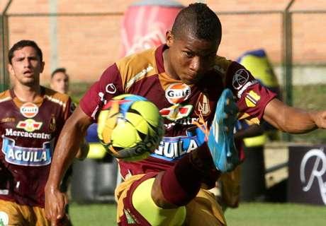 Barrios, otro colombiano para Boca