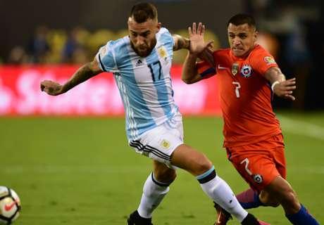 Argentina-Chile: el negocio de los tickets