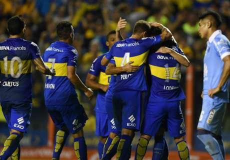 Libertadores: Boca 3-1 Bolívar