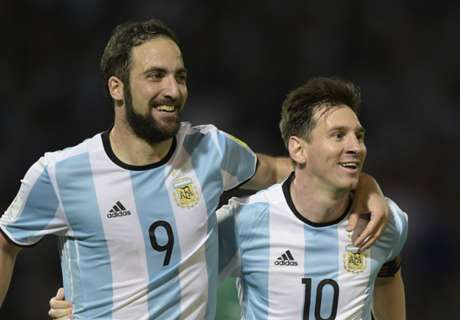 REPORT: Argentina too good for Bolivia