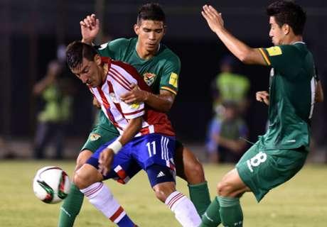 Eliminatorias: Paraguay 2-1 Bolivia