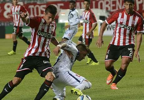 Argentina: Estudiantes 4-1 Quilmes