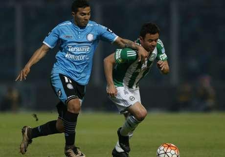 Copa Sudamericana: Belgrano 1-2 Coritiba