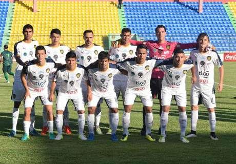 Los partidos de los paraguayos en la Sudamericana