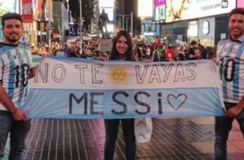 Lionel Messi Dinantikan 40 Juta Rakyat Argentina