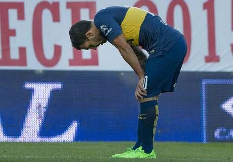 Técnico acusa Tevez após fratura de rival