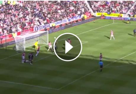 ►M. United recordó gol de Chicharito