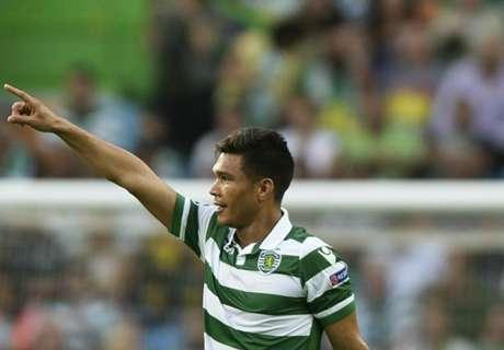Teo debutó en redes portuguesas
