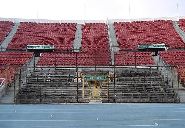 Estadio Nacional de Santiago - Chile