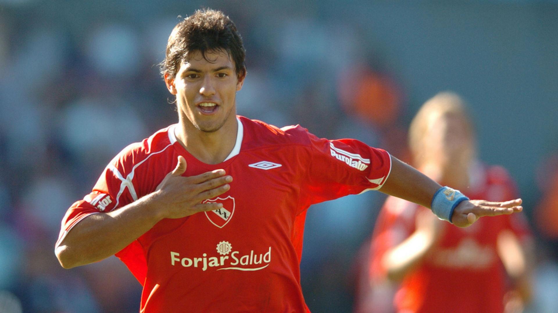 Sergio Agüero, Independiente - Goal.com