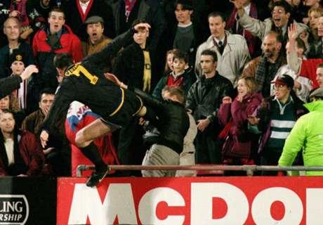 20 anos da famosa voadora de Cantona