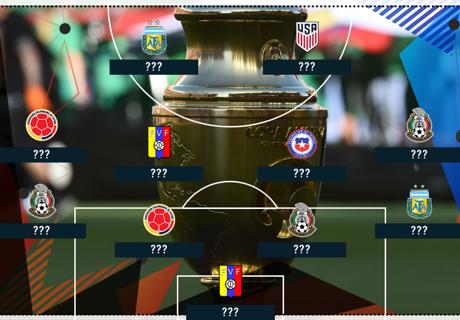 Tim Terbaik Babak Grup Copa America