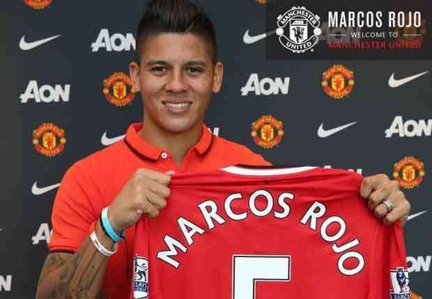 La sonrisa de Rojo no entra en Old Trafford.