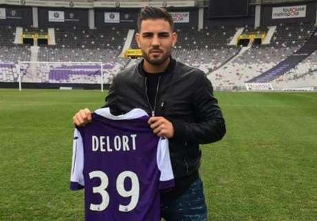 Delort, nuevo jugador del Toulouse
