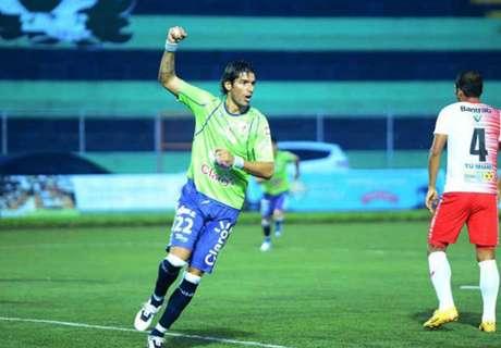 Sebastián Abreu vuelve a Brasil
