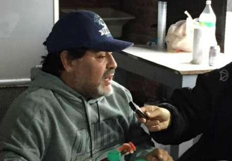 Maradona pide repetir el México-Panamá