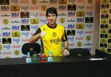 Garnero empezó a trabajar en Guaraní