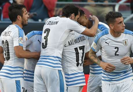 Player Ratings: Uruguay 3-0 Jamaica