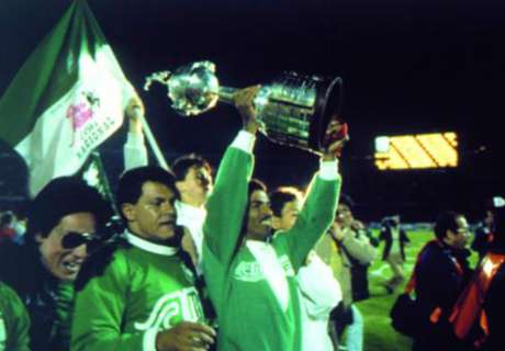 Finales de colombianos en Libertadores