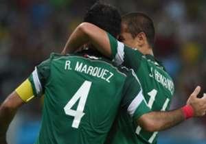 Márquez se vislumbra para ser convocado por Osorio.