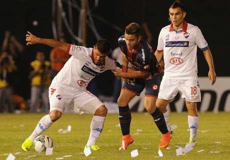 Libertadores: Nacional 1-1 San Lorenzo