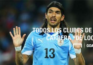 El delantero de 39 años acaba de arreglar su vínculo con el Santa Tecla de El Salvador, el 22° club en su carrera. Desde su debut en 1994 hasta esta actualidad, pasó mucha agua bajo el puente...