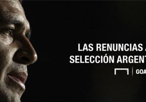Desde Riquelme hasta Amadeo Carrizo, pasando por Fernando Redondo y hasta Diego Maradona, varios fueron los jugadores que, por diferentes circunstancias, y en distintos ciclos, le dieron la espalda a la Selección igual que Lionel Messi.