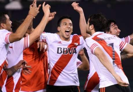 River Tembus Final Copa Libertadores