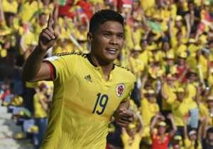 Atacante da seleção colombiana interessa ao Galo