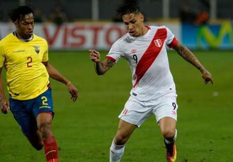 Eliminatorias: Perú 2-1 Ecuador