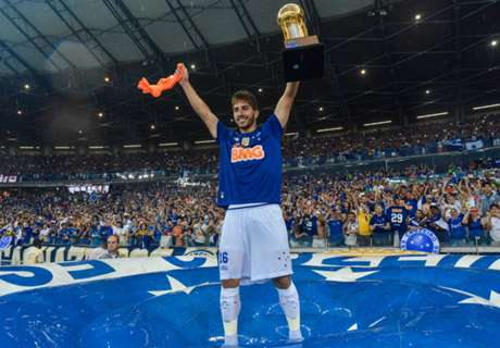 Lucas Silva revels in Madrid move