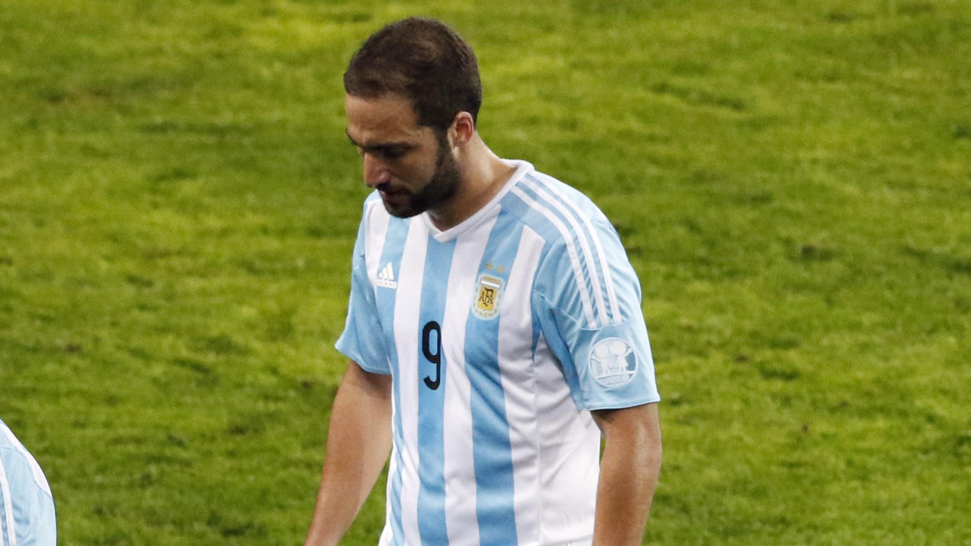 Higuain se guardo todo el Mundial para marcar ahora