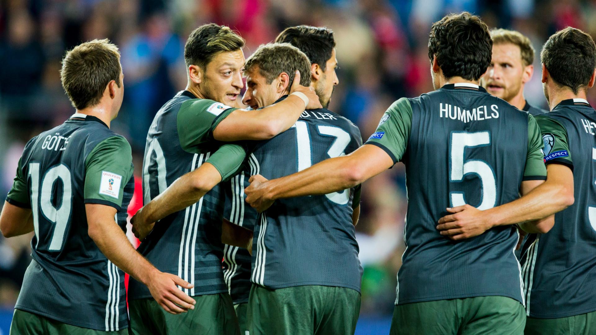 Por qué Alemania lleva un equipo B a la Copa Confederaciones 2017