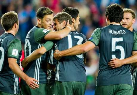 Alemania debutó con victoria