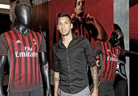 En Milan no quieren a Vangioni