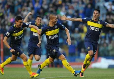 Boca vapuleó a Quilmes