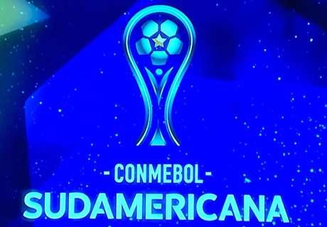 El calendario de la Sudamericana