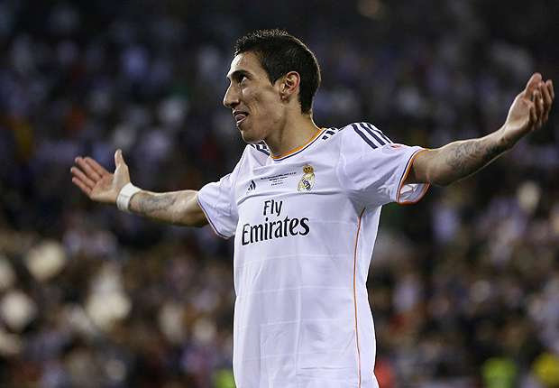 The Angel's reincarnation: How Di Maria has rescued his Madrid career