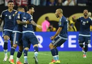 Diverse spelers hebben zich tijdens de Copa América in de VS in de kijker gespeeld. Goal zet de spelers op een rij die deze zomer (mogelijk) een transfer maken.