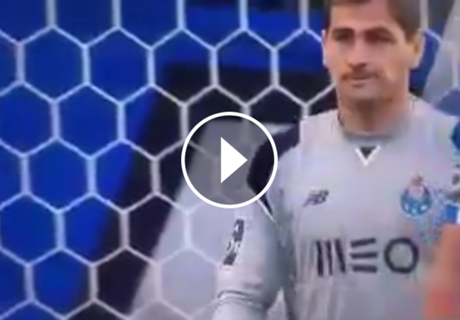 ► La 'cantada' de Iker Casillas